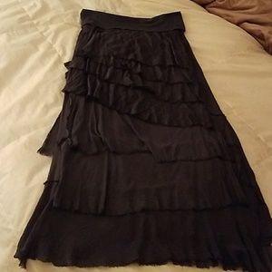 Dresses & Skirts - Silk Skirt/Dress